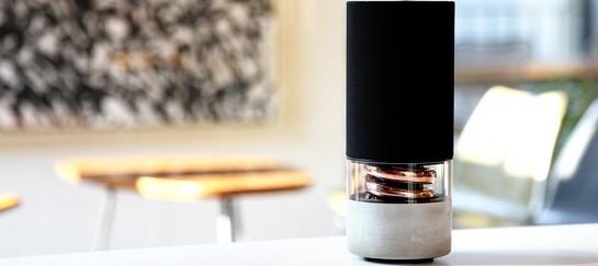 Pavilion Speaker   By Hult Design