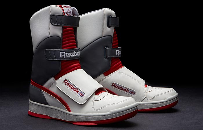 Reebok Alien Stomper Both Shoes From The Side