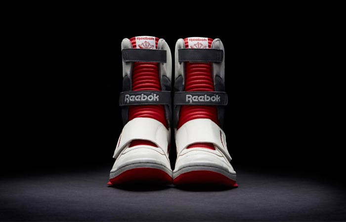Reebok Alien Stomper Shoes From The Front