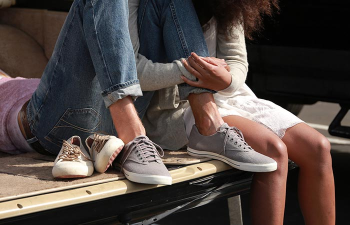 The 08/63 Hermosa Plimsoll Standard Shoes