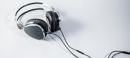Sub Pop x LSTN Troubadour Headphones