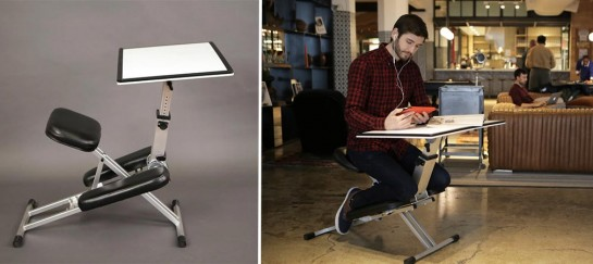 The Edge Desk | Ergonomic And Foldable Workstation