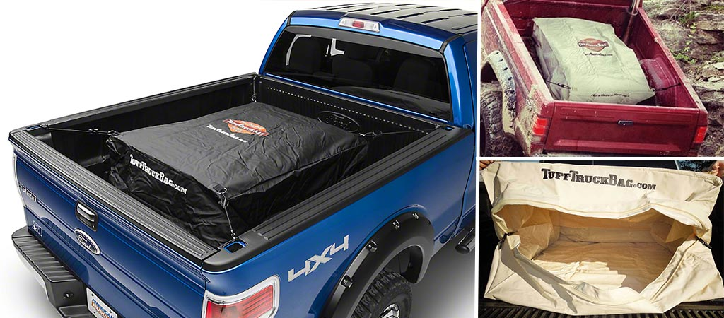 Tuff Truck Bag | The Ultimate Cargo Bag for Your Truck