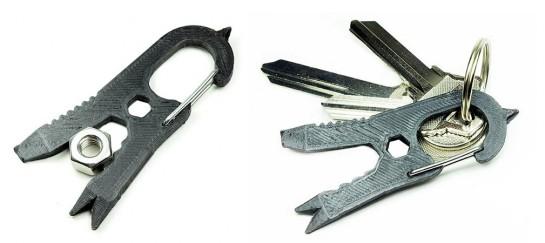 Wishbone Wrench By Screwpop | A Key-Size Multi-tool