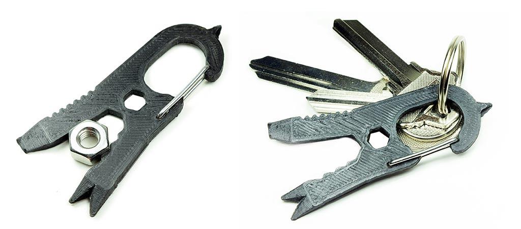 Wishbone Wrench By Screwpop   A Key-Size Multi-tool