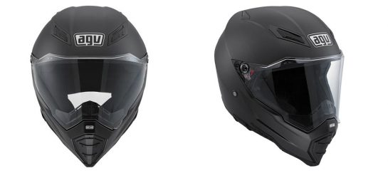 AGV AX-8 EVO Naked Road Helmet