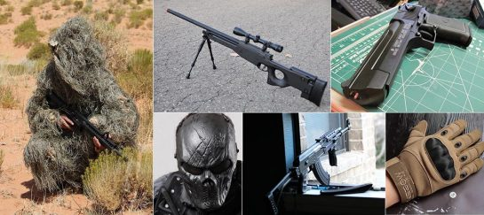 Airsoft Gear 101 – Everything That You Need To Start Playing Airsoft
