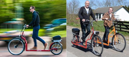 Lopifit | The World's First Walking Bike