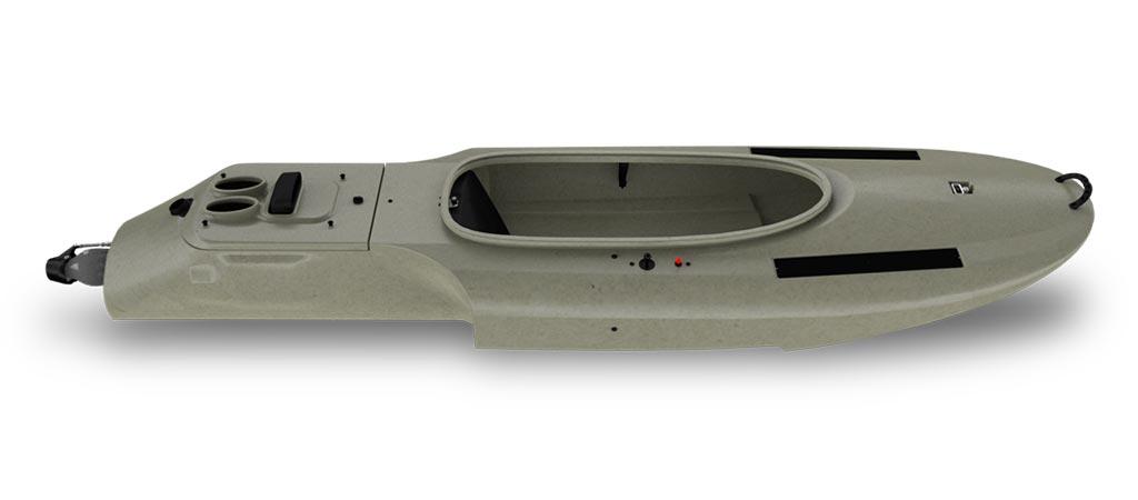 MOKAI ES-Kape | The Motorized Kayak