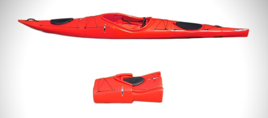 Pakayak | The Ultimate Packable Kayak