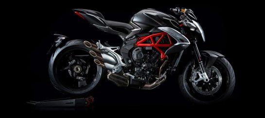 Pirelli & MV Agusta's Brutale 800 Diablo Rosso