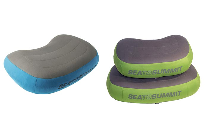 Colors And Sizes Of Sea To Summit Aeros Pillow Premium