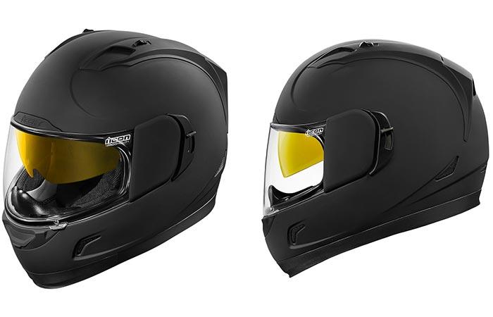 Icon Alliance GT Rubatone Helmet on white background