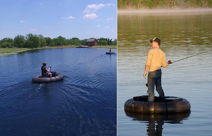 The goboat the world s most portable boat for Portable fishing boat