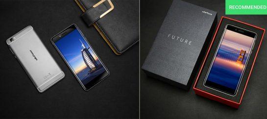 Ulefone Future | A Truly Bezel-Free Smartphone