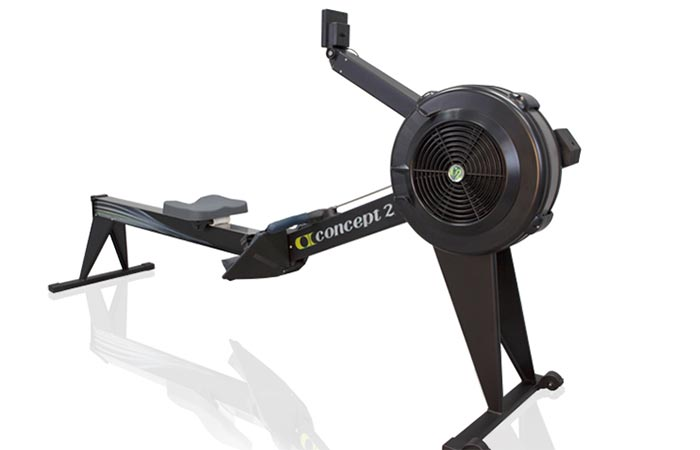 Concept 2 Model D with white background