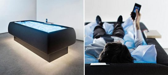 Zerobody Anti-Gravity Bed