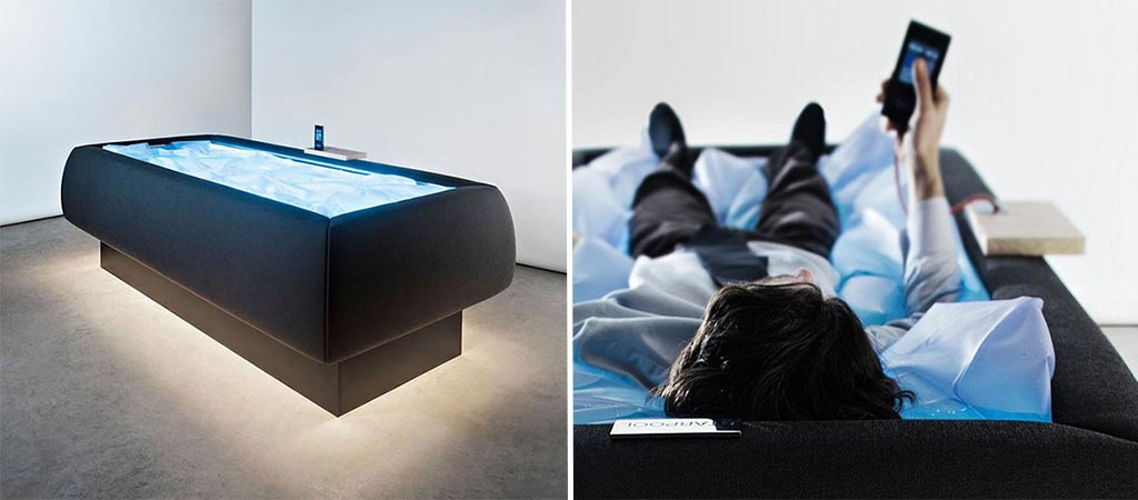 Zerobody Anti Gravity Bed