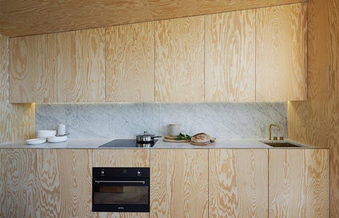 Aspvik House Kitchen