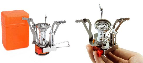 Etekcity Ultralight Portable Backpack Camping Stove