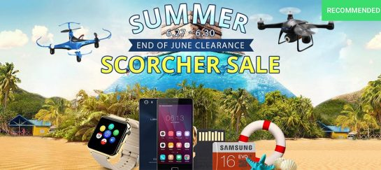 Everbuying Scorcher Summer End Of June Sale