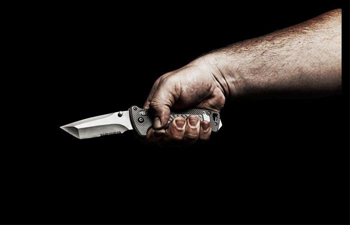 Gerber Zombie Apocalypse Survival Kit Knife