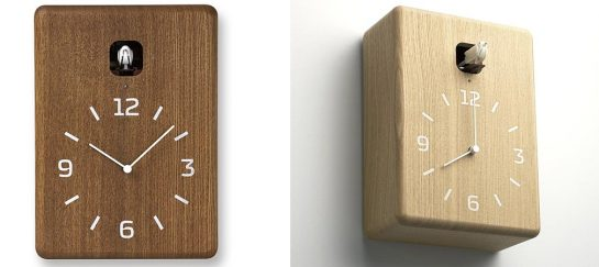 Lemnos Men's Cucu Cuckoo Clock