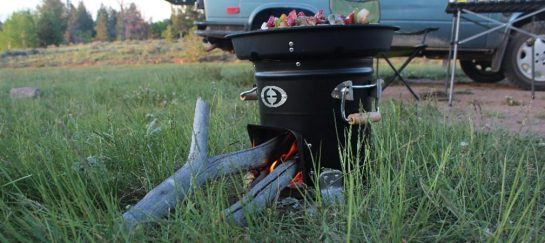 M-5000 Envirofit Rocket Stove | A Wood Burning Stove