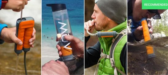 MUV | The Modular Water Filtration System