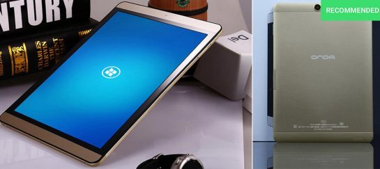 Onda V919 Air Tablet | A Dual OS Tablet With 4K Support