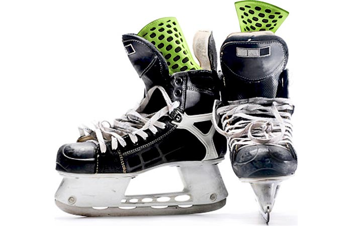 Remodeez in ice skates