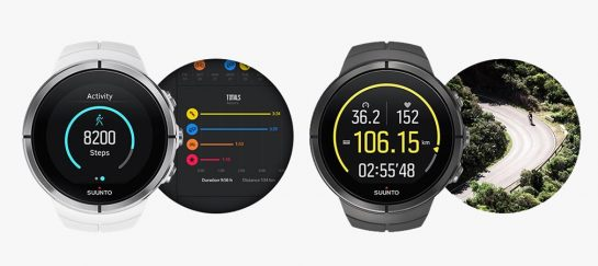 Spartan Ultra GPS Watch Collection | By Suunto