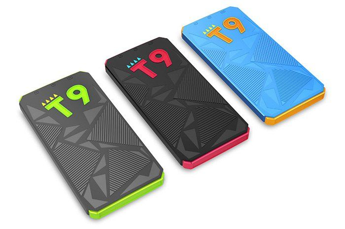 Different version of Teclast T9 Power Bank