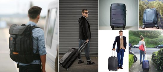 6 Affordable and Stylish Carry-on Traveling Bags