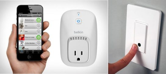 WeMo | A Wifi-Enabled Light And Appliance Switch