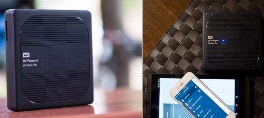 Western Digital | My Passport Wireless Pro External HDD