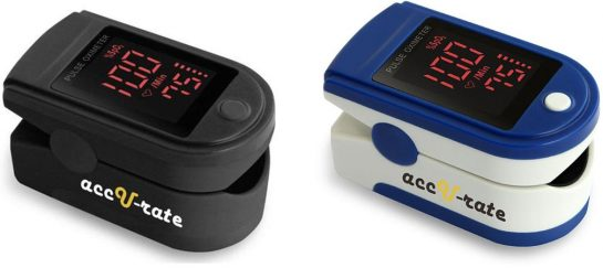 Acc U Rate | Fingertip Pulse Oximeter (BARGAIN DEAL)