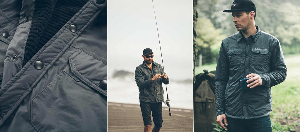 Albion Jacket | By Taylor Stitch