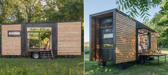 Alpha Tiny House