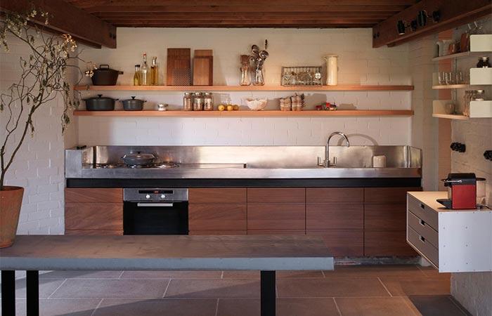 Ansty Plum House Kitchen