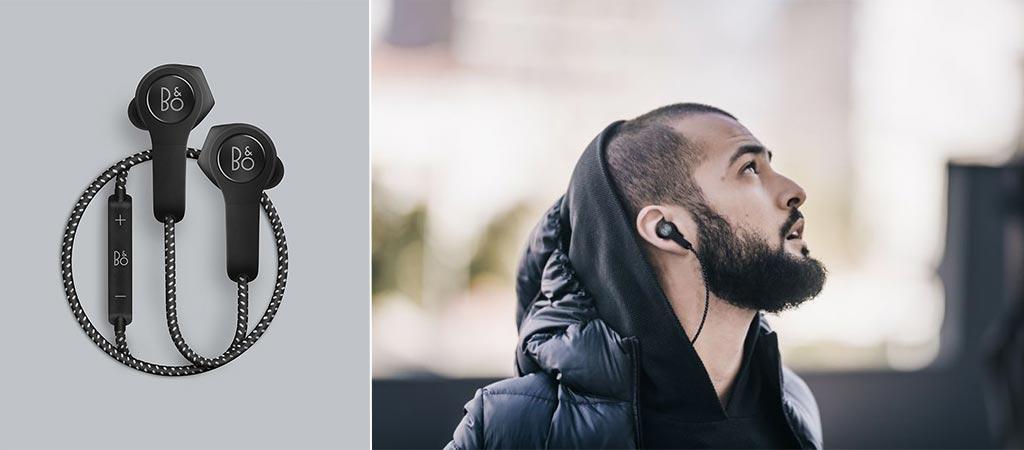 Bang & Olufsen Beoplay H5 Wireless In-Ear Headphones