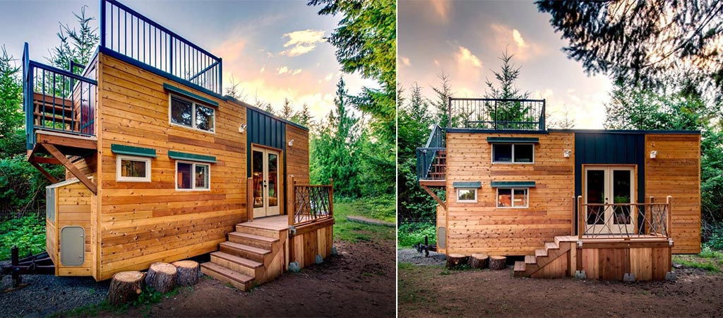 Basecamp Tiny Homes
