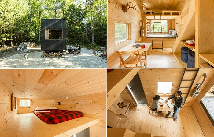 Getaway Tiny Cabins Ovida