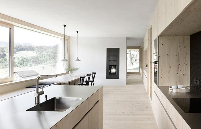 The Kitchen In Julia & Bjorn House