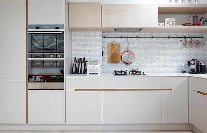 Lambeth Marsh House Kitchen