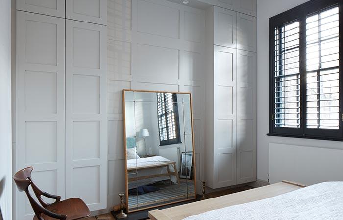 Lambeth Marsh House Bedroom