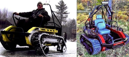 Ripchair 3.0   The Ultimate Off-Road Wheelchair