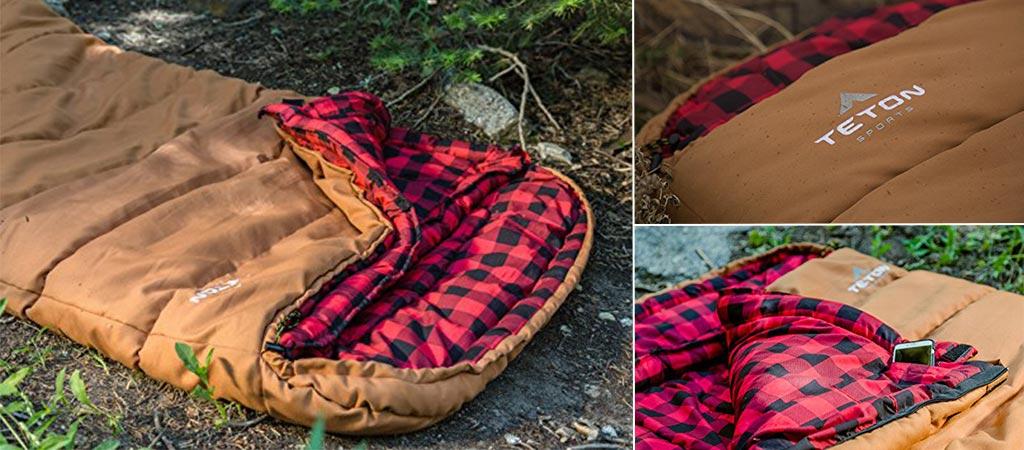 TETON Deer Hunter Sleeping Bag