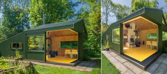 Thoreau Cabin | By CC-Studio