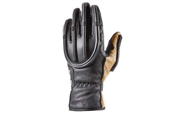 Back of the Velomacchi Speedway Gloves